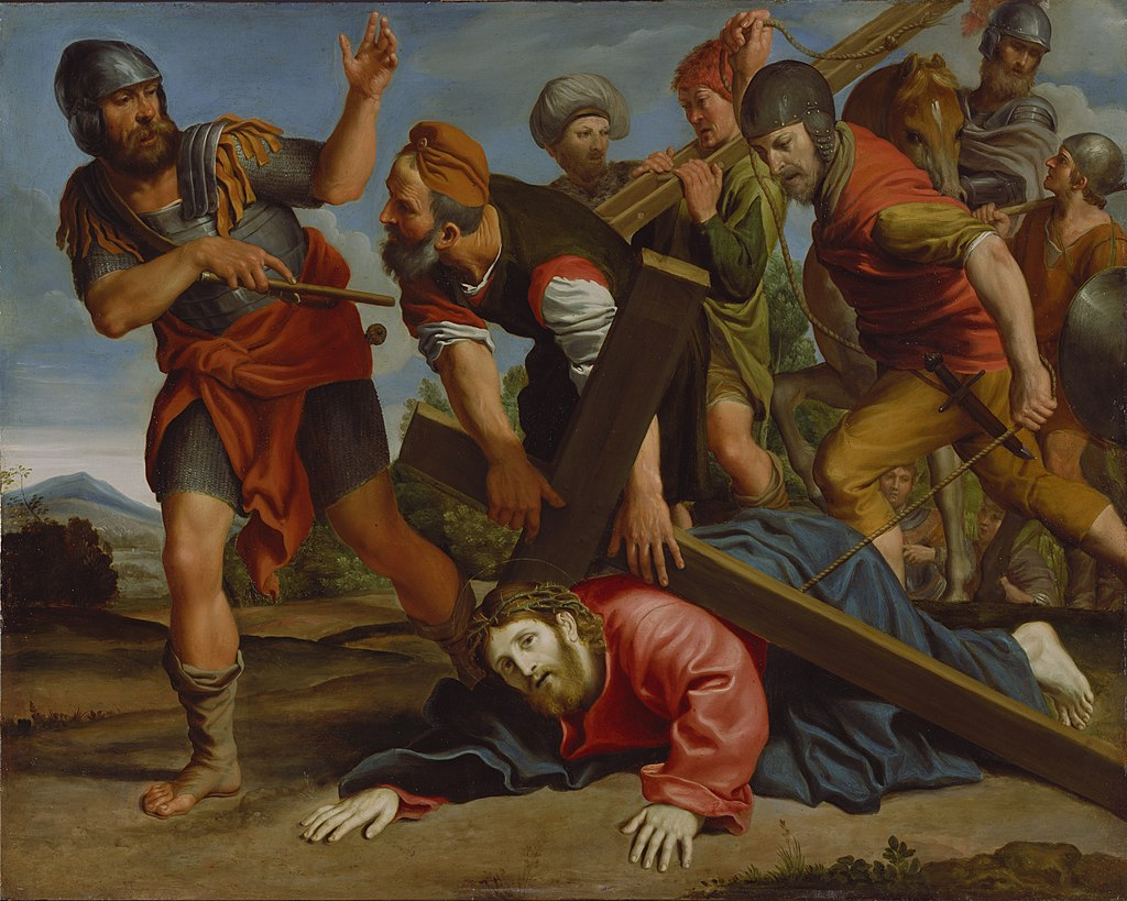 https://ildonodellamore.it/wp-content/uploads/1024px-Domenichino_-_The_way_to_Calvary_c._1610_Getty_Center.jpg