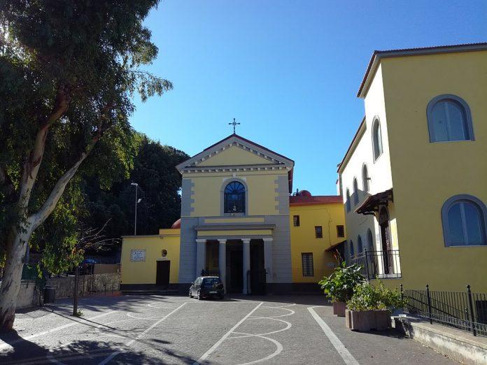 Chiesa di San Gennaro alla Solfatara, Pozzuoli.