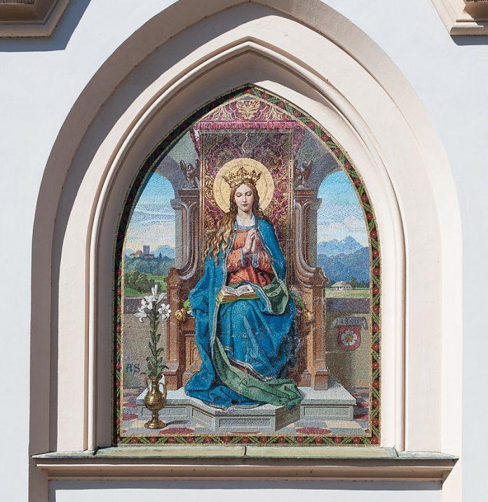 Vergine Maria, Regina del Cielo