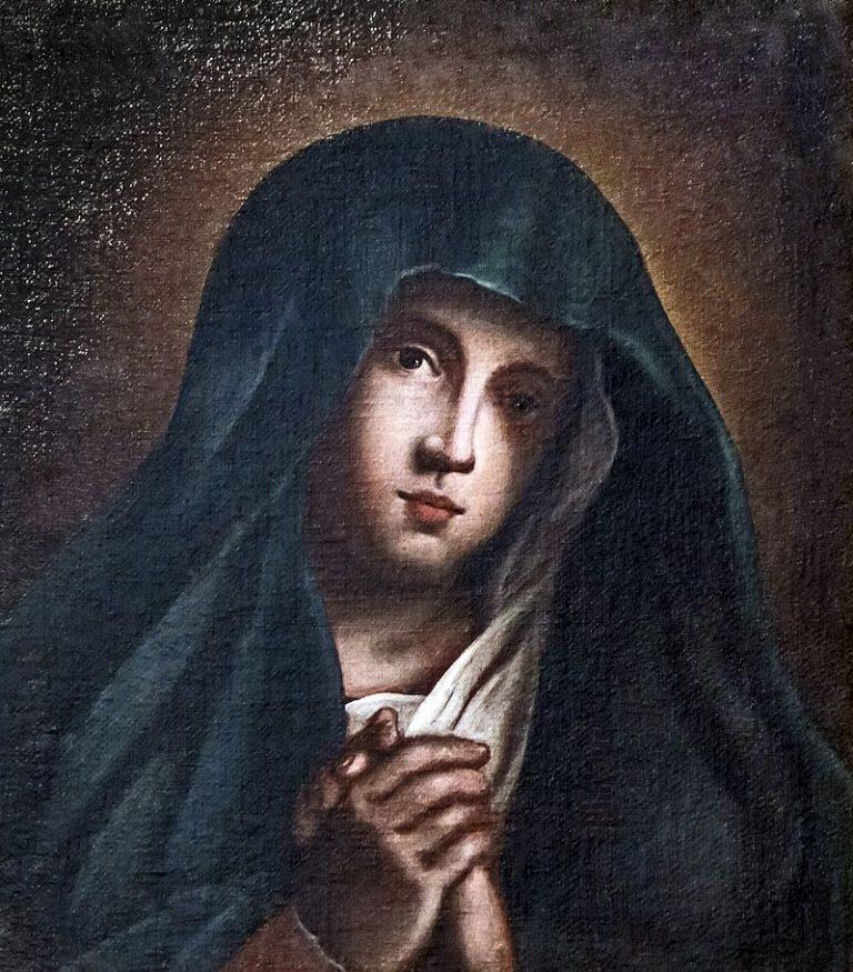Madonna in Preghiera di Sassoferrato