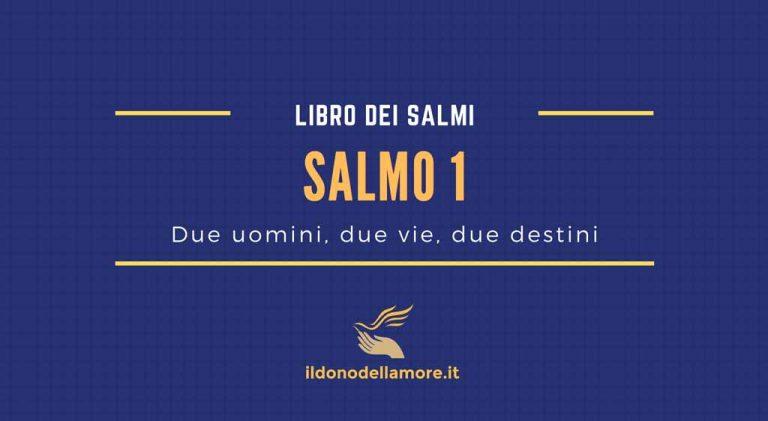 titolo salmo 1