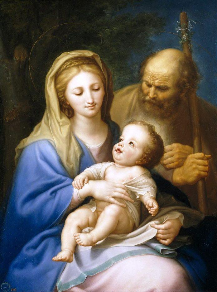 Sacra Famiglia di Betlemme
