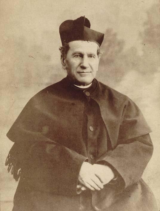 Foto di San Giovanni Bosco
