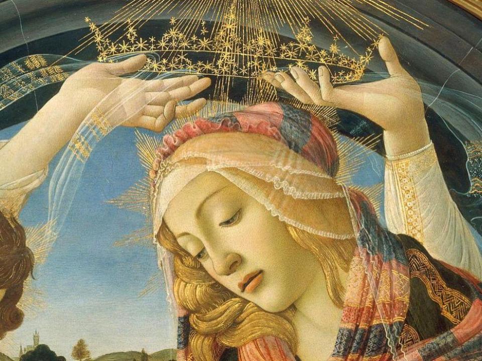 maria incoronata regina del cielo